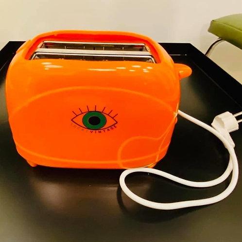 toast in orange