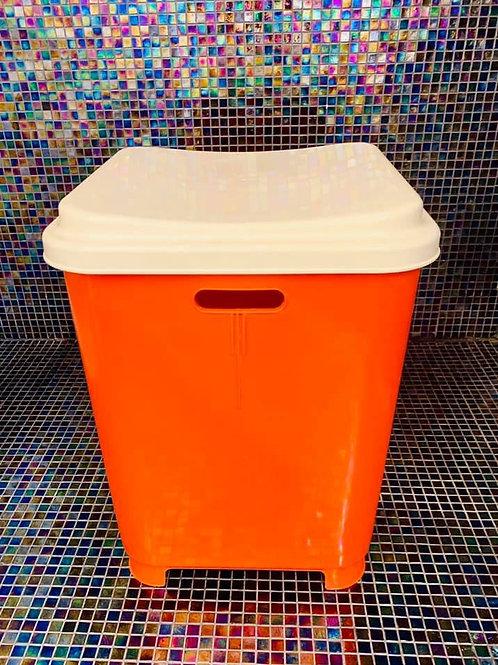 Laundry Basket orange