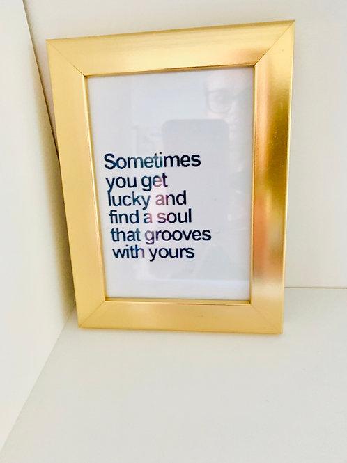 lucky soul