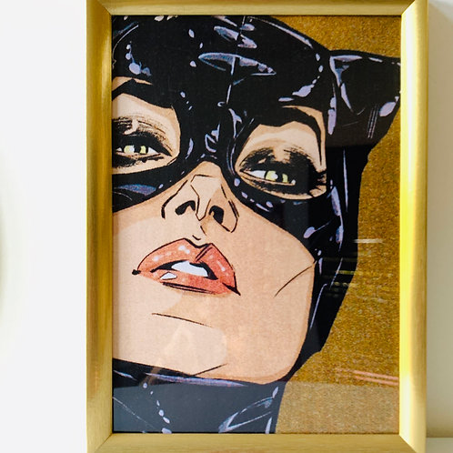 Catwoman goud