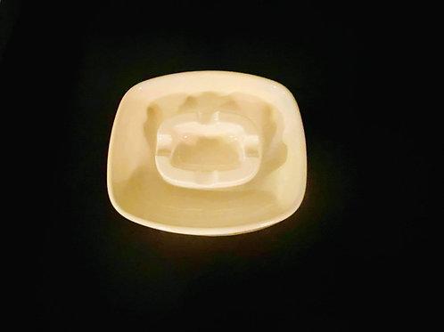 Asbak white