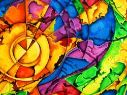 """""""Kaleidoscope Celebration"""""""