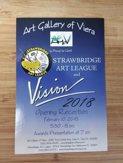 VISION Show 2018 Strawbridge Art League