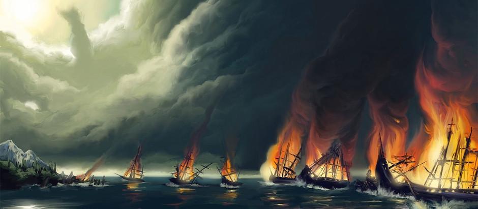 You got Ships to Burn? I do.