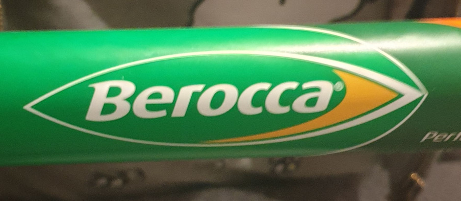 I need a Berocca - Day 11