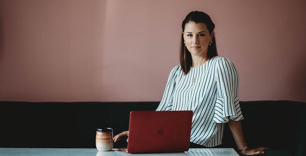 Marie-Elyse Forget, consultante en marketing et en vente, M48 Consultation