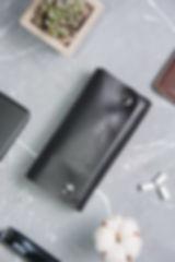 Кисет портсигар кожа из кожи для самокруок