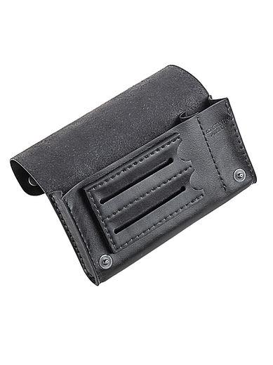 Кисет для самокруток с отделом для машинке карманом для фильтров и табака с кармашками для бумажек