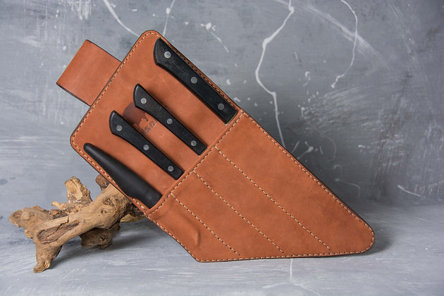 Ножны для кухонных ножей