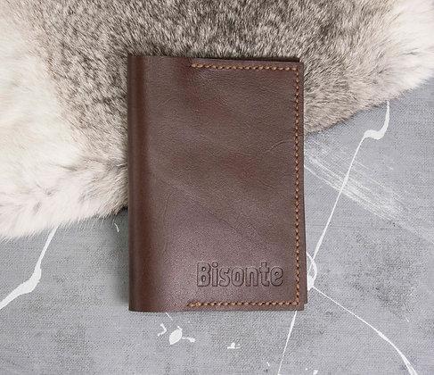 Обложка на паспорт marrone