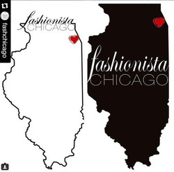 Fashionista Chicago (Graphic Design)