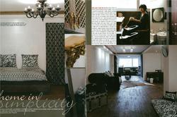 Vogue Living Korea 2007
