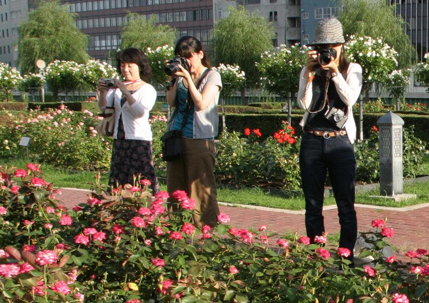 写真女子コース (1回2時間)