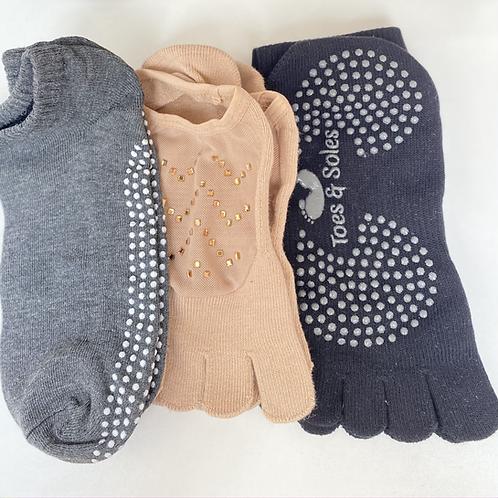 Grippy Socks 1 Pair (assortment)
