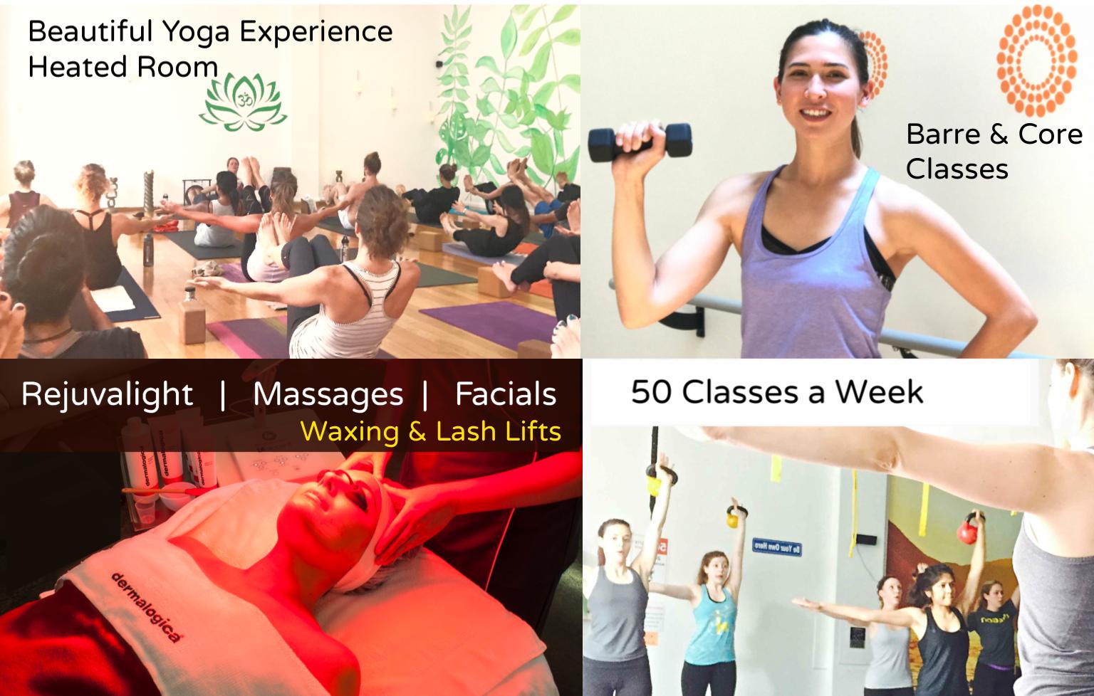 San Francisco Yoga | Glow Yoga & Wellness