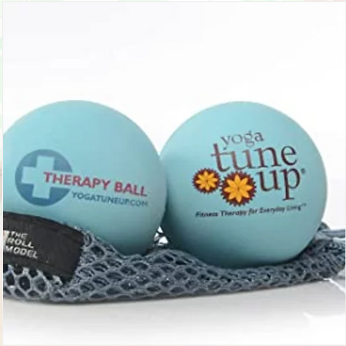 Yoga TuneUp Therapy Balls: for Tension & Pain Relief