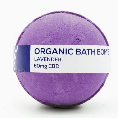 CBD Living Bath Bomb