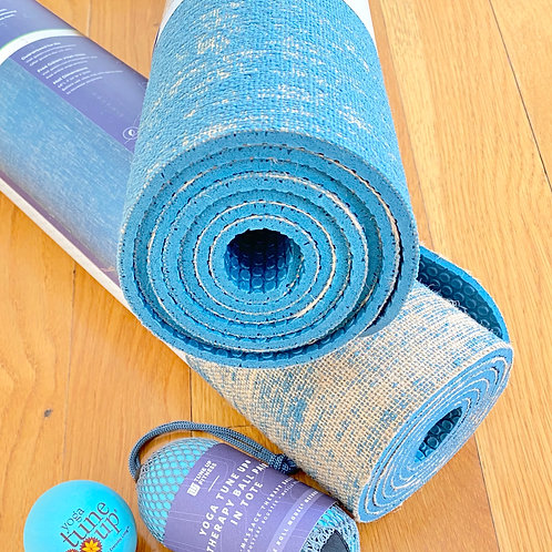 Eco Jute Performance Yoga Mat (pick up only)