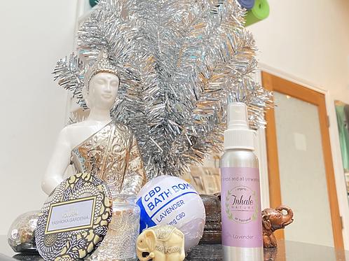 Zen Bath Gift Set