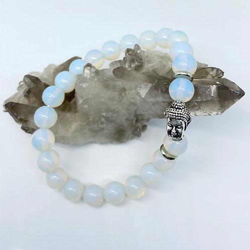 Lucky Buddha Opal Bracelet