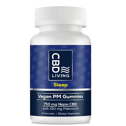 SLEEP: CBD Living Vegan Gummies