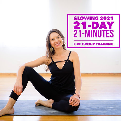 21-Day Live Group Coaching Discount