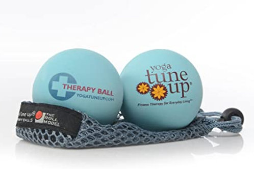 Massage Therapy Balls by Yoga TuneUp