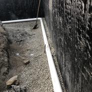 Sun Peaks Excavation - Drainage