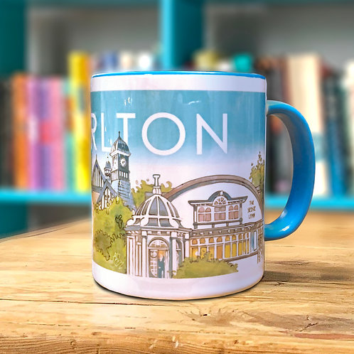 Chorlton Watercolour Mug
