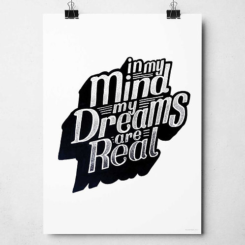 In My Mind Print