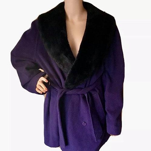 Dorothy Perkins Wool Coat