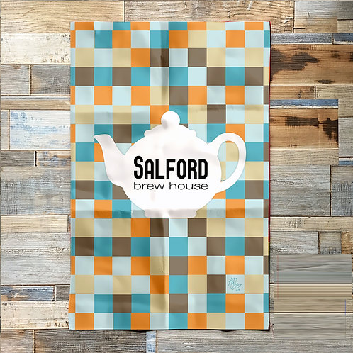 Salford Brew House Tea Towel