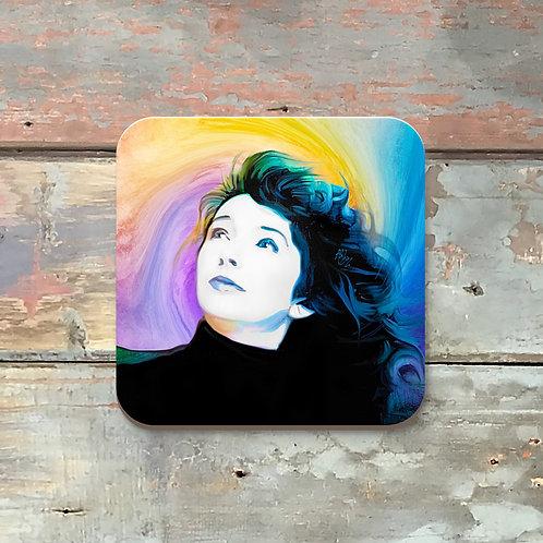 Kate Bush Coaster