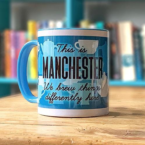 Manchester Brew Mug