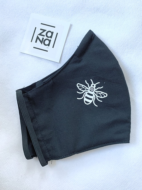 Face Mask Manchester Bee