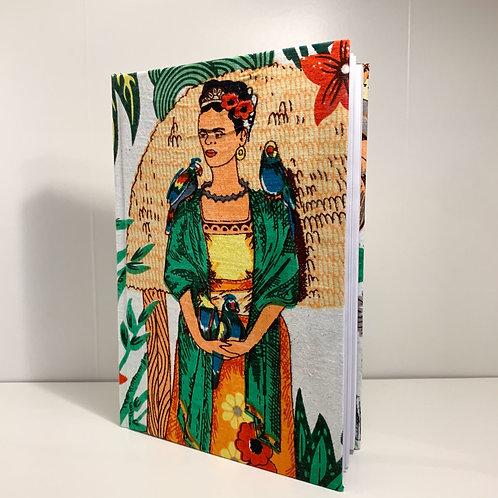 Diary 2021 Frida Kahlo