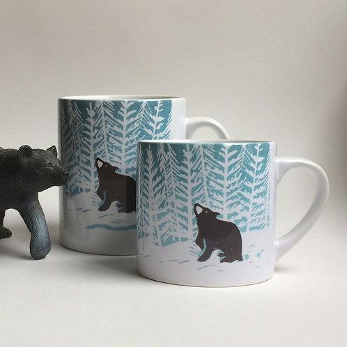 'Stargazey Bear' Ceramic Mug