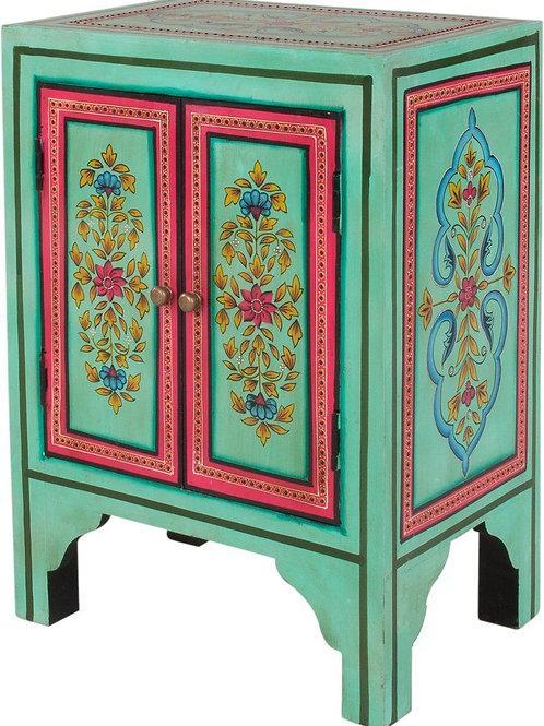 Tasiemki Hand Painted Cabinet