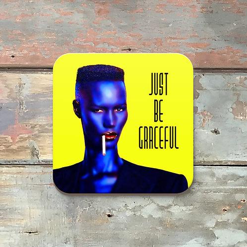 Grace Jones Coaster