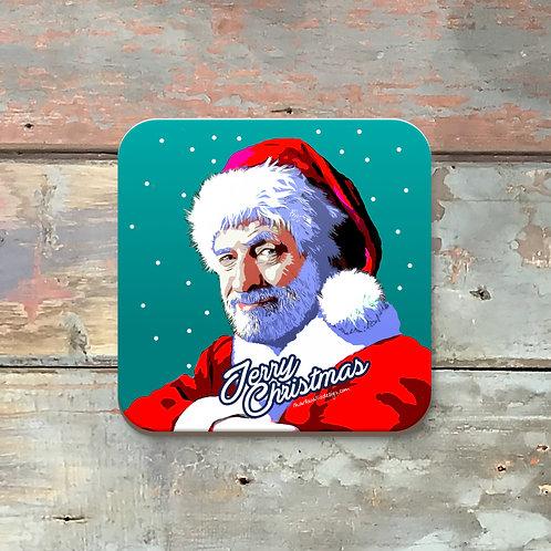 Jerry Christmas Coaster