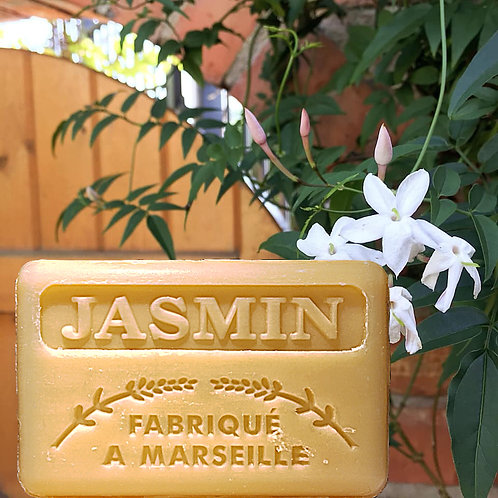 French Jasmine Soap