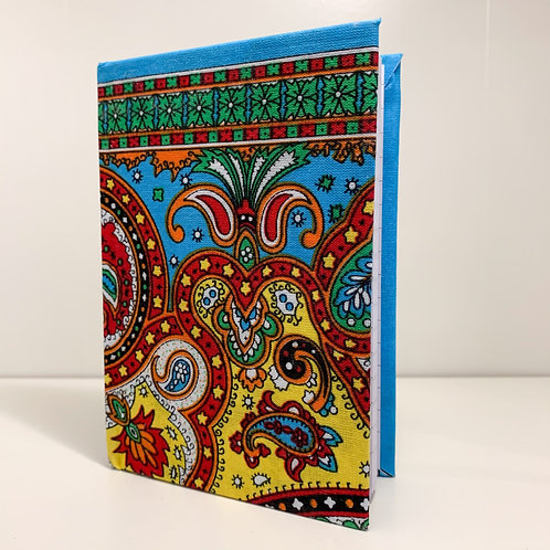 Paisley Notebook