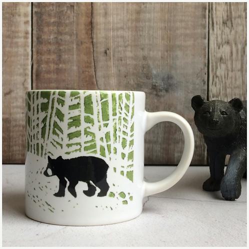 'Little Bear' Ceramic Mug