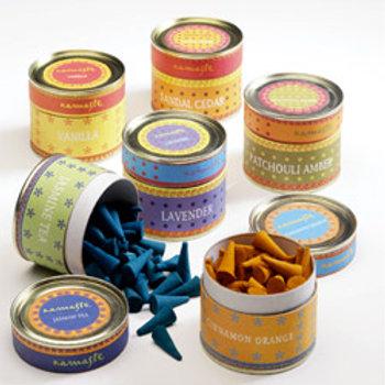 Mehindi Incense Cones