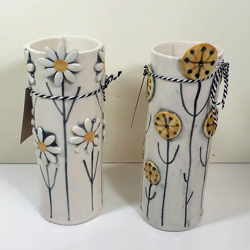 Porcelain Medium Vase