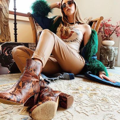 Jordan Gentile:  Digital fashion is a great sustainable alternative