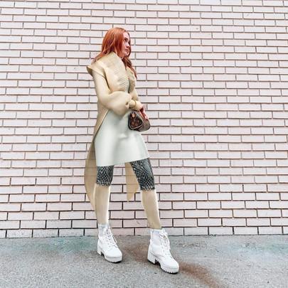 Ekaterina Andreeva: the Houdini of digital fashion design