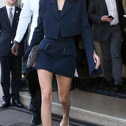 Kendall Jenner : Social media star and style icon
