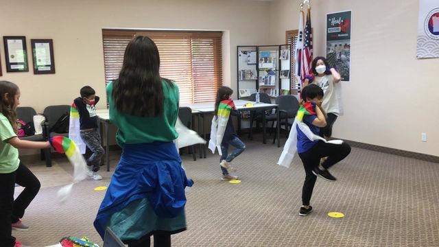 [초등반] 제12주 수업 -탈춤