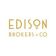 Edison Brokers + Co. Logo